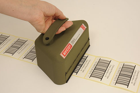 Outercase barcode verifier